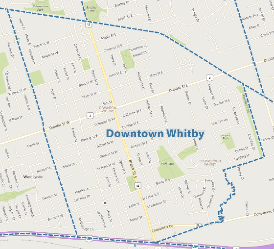 Downtown Whitby MLS