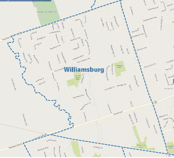 Williamsburg Whitby MLS