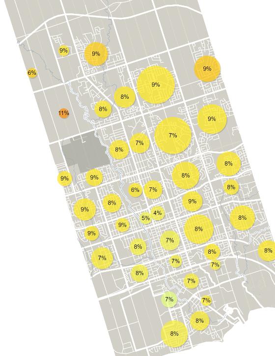 Oshawa property assessment map