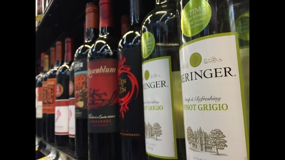 wine in grocery stores durham region